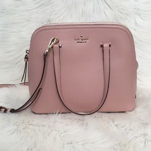 BNWT Kate Spade Blush Pink Satchel Bag